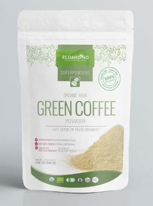 Resultado de imagen para green coffee ecoandinos