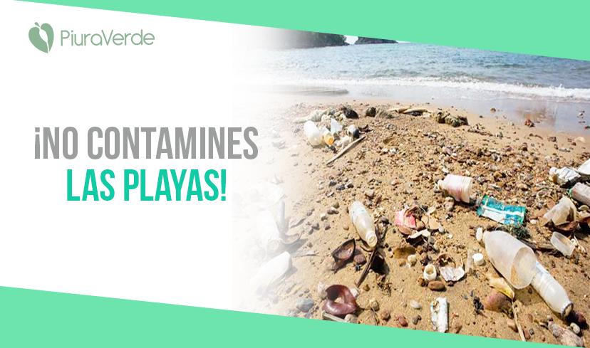 ¿Cómo mantener una playa limpia?