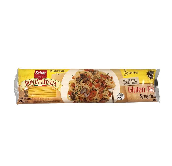 Pasta Spaguetti Schar (250 gr.)